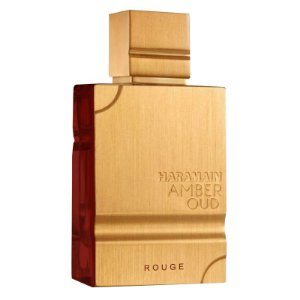 Perfume Al Haramain Amber Oud Rouge EDP Masculino 60ml