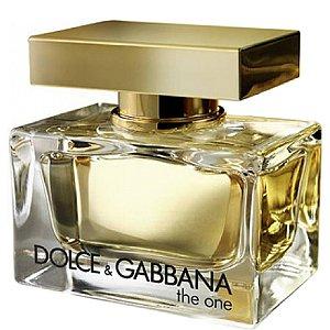 Perfume Dolce & Gabbana The One EDP Feminino 75ml