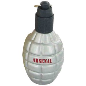 Perfume Gilles Cantuel Arsenal Grey Masculino 100ml