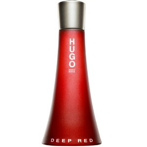 Perfume Hugo Boss Deep Red EDP Feminino 50ml