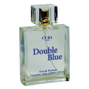 Perfume Cuba Double Blue EDP Masculino 100ml