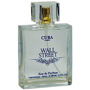 Perfume Cuba Wall Street EDP Masculino 100ml