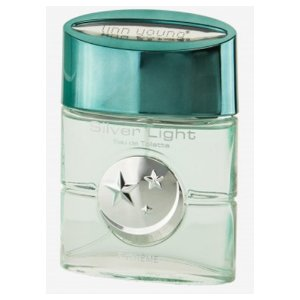 Perfume Linn Young Silver Light Extreme EDT Masculino 100ml