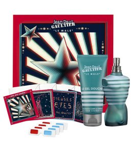 Kit Le Male Terrible - Perfume 75ml + Shower Gel 75ml