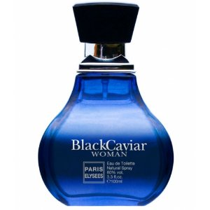 Perfume Paris Elysees Black Caviar EDT Feminino 100ml