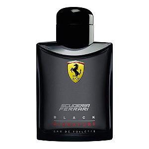 Perfume Ferrari Black Signature EDT Masculino 125ml