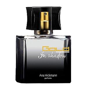 Perfume Ana Hickmann Gold In Shadow EDC Feminino 50ml