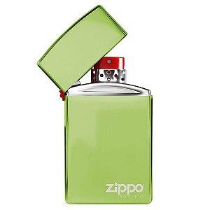 Perfume Zippo The Original Pour Homme Verde EDT Masculino 50ml
