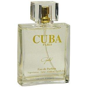 Perfume Cuba Gold EDP Masculino 100ml