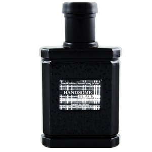 Perfume Paris Elysees Handsome Black EDT Masculino 100ml