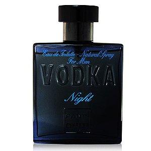 Perfume Paris Elysees Vodka Night EDT Masculino 100ml
