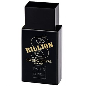 Perfume Paris Elysees Billion Cassino Royal EDT Masculino 100ml