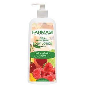 Loção Hidratante Corporal Farmasi Mix Fruit 500ml
