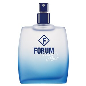 Perfume Fórum Jeans In Blue EDC Unissex 50ml