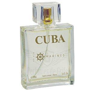 Perfume Cuba Marines EDP Masculino 100ml