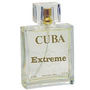 Perfume Cuba Extreme EDP Masculino 100ml