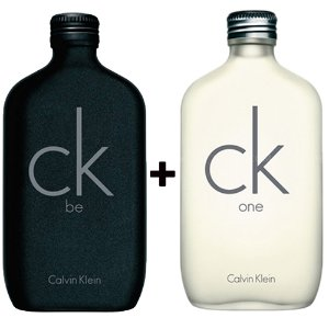 Combo CK One 200ml + CK Be 200ml