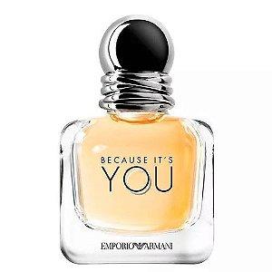 Perfume Giorgio Armani Because It's You EDP Feminino 100ml