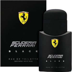 Perfume Ferrari Black EDT Masculino 125ml