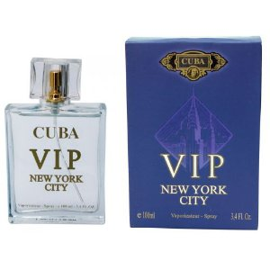 Perfume Cuba VIP New York City EDP Unissex 100ml