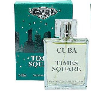Perfume Cuba Times Square EDP Masculino 100ml