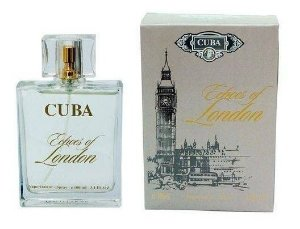 Perfume Cuba Echoes Of London EDP Masculino 100ml