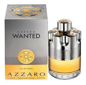 Perfume Azzaro Wanted EDT Masculino 100ml