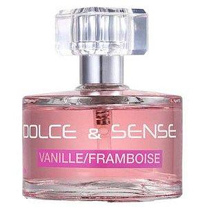 Perfume Paris Elysees Dolce & Sense Vanille/Framboise EDP Feminino 60ml