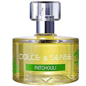 Perfume Paris Elysees Dolce & Sense Patchouli EDP Feminino 60ml