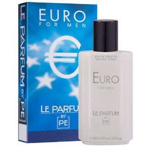 Perfume Paris Elysees Euro EDT Masculino 100ml