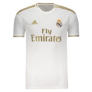 Camisa Adidas Real Madrid Home 2020