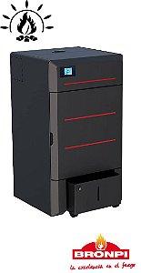 Caldeira Pellet Hydroconfort 27 kW