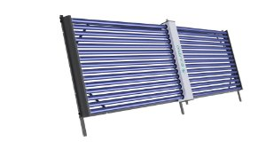 Coletor Solar Horizontal Baixa Pressão