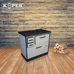 Fogão à lenha Koper ANTIGONA 85
