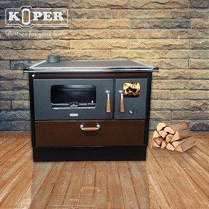 Fogão à lenha Koper SPECIAL 90