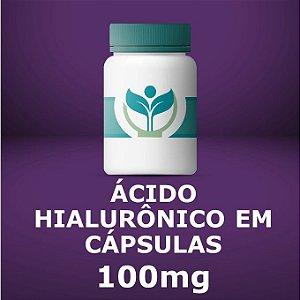 Ácido Hialurônico em cápsulas