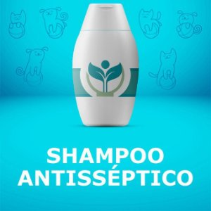 Shampoo Antisséptico