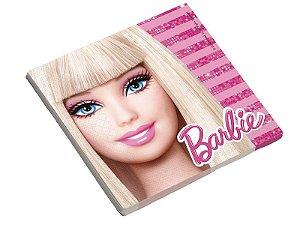 Guardanapo Folha Dupla Barbie Core 25x25cm