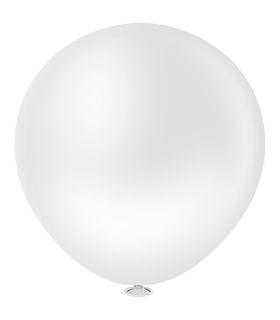 Balão Fatball 250 Liso Clear Pic Pic