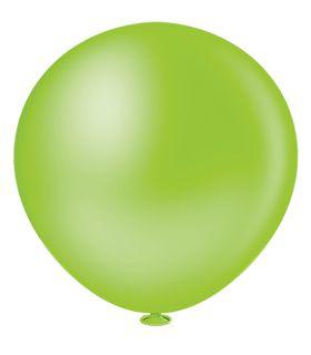 Balão MAXI 40 Liso Verde Limão Pic Pic