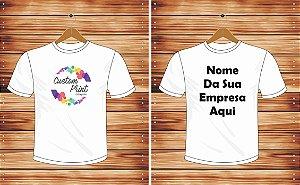 Camiseta - Promovido a irmão mais velho - Custom Print Estamparia 12167905690