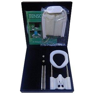 Tensordin Original + DVD Explicativo + Óleo Aumento Peniano Grátis