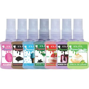 Kit - Gel Sexo Oral - Sortidos -  35 ml - 10 Un