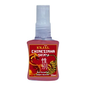 Chinesinha Sexy Spray Excitante Aquecedora - 35 ml