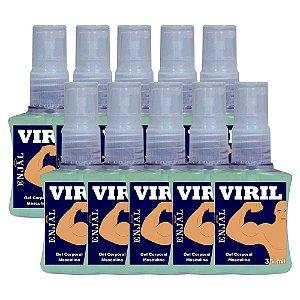 Viril Provocador da Ereção com Spray 35 ml - 10 Und