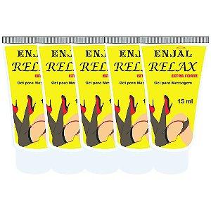 Relax Dessensibilizante Anal Extra Forte 4 Funções 15 ml 05 Und
