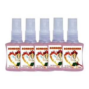 Bombeirinha - Spray Esquenta & Esfria 35 ml - 05 Un