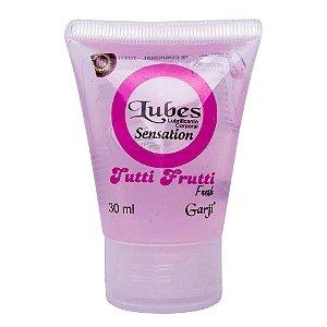 Gel Lubrificante Tutti-Frutti - Refrescante - 30 ml