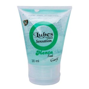 Gel Lubrificante Menta Super Refrescante - 30 ml