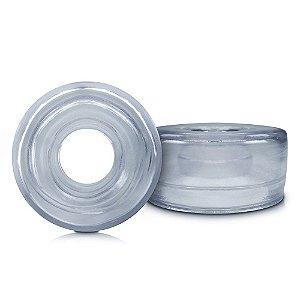 Anel Elastômetro - Bomba Peniana - Transparente